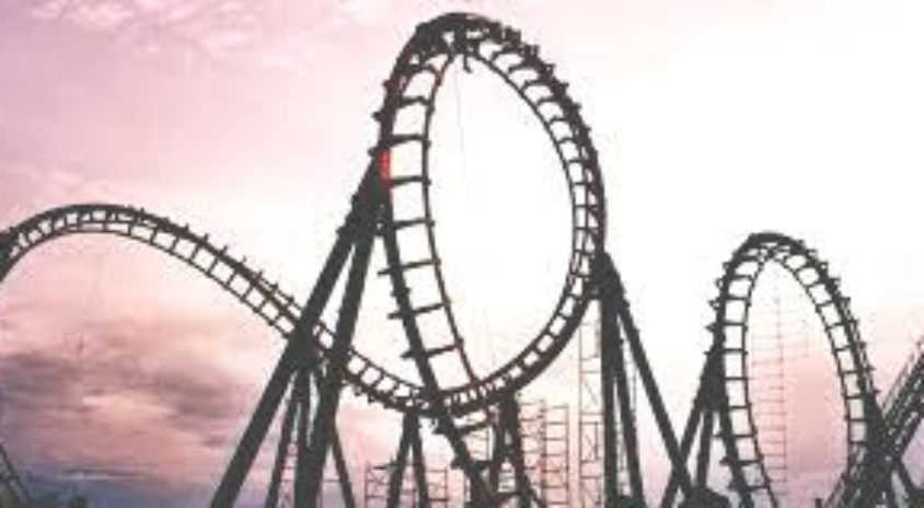 Does Your Love Life Feel Like an Emotional Rollercoaster